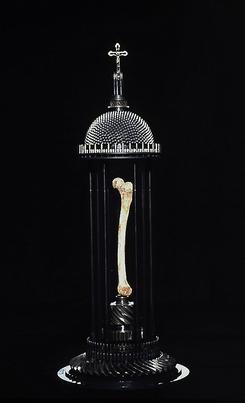 Leg Bone of Santo Guerro