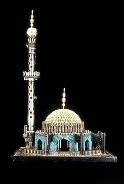 Study for Mosque Reliquary