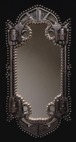 Gun Mirror
